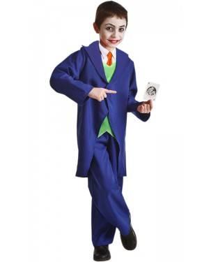 Costume da Joker Bambino per Carnevale | La Casa di Carnevale