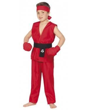 Costume da Kung Fu Bambino per Carnevale