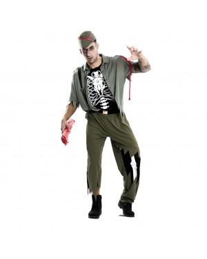 Costume da Legionario Zombie per Carnevale | La Casa di Carnevale