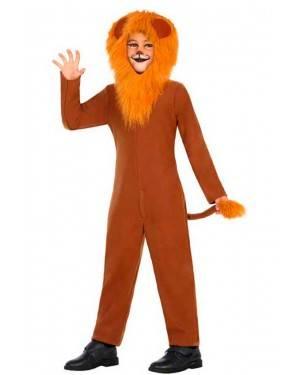Costume Leone Bambini 10-12 Anni