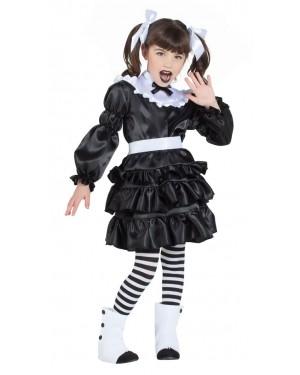 Costume da Lolita Gotica per Carnevale | La Casa di Carnevale