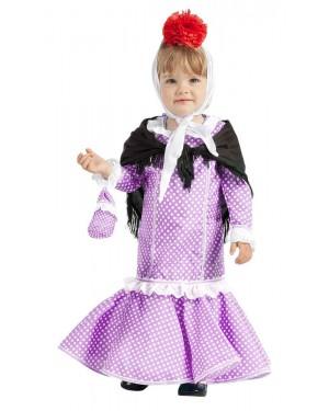 Costume da Madrilena Lilla Bebè per Carnevale | La Casa di Carnevale