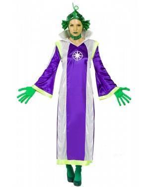 Costume da Marziana Donna Taglia M/L
