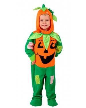 Costume Zucca Baby