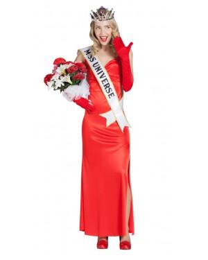 Costume da Miss Universo Donna per Carnevale | La Casa di Carnevale