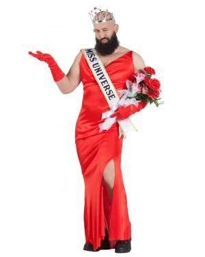 Costume da Miss Universo Uomo per Carnevale | La Casa di Carnevale