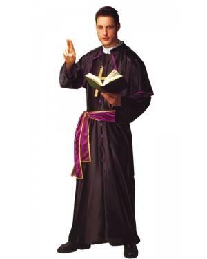 Costume Monsignor Curato Adulto M/L