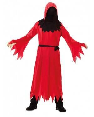 Costume da Morte Rossa per bambini