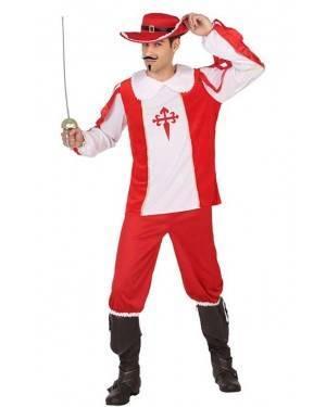 Costume Moschettiere Adulto