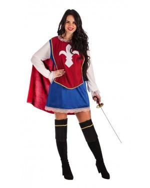 Costume da Moschettiere Taglia M Donna