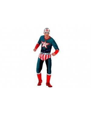 Costume Super Eroe Americano