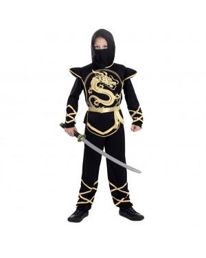 Costume da Ninja Drago Bambino per Carnevale | La Casa di Carnevale