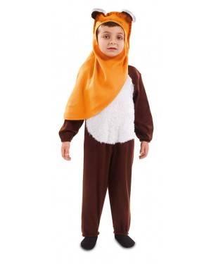 Costume da Orso Incappucciato