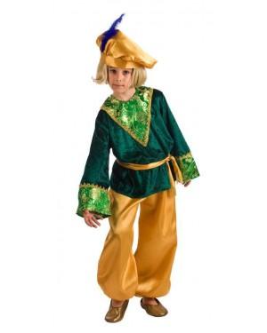 Costume da Paggio Gaspare Bambino