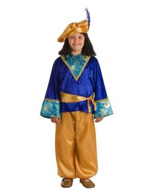 Costume da Paggio Melchiorre Bambino