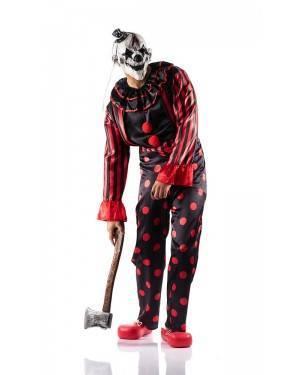 Costume Pagliaccio Assassino Adulto Taglia x