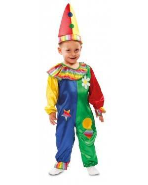 Costume da Pagliaccio per bambini-bebé