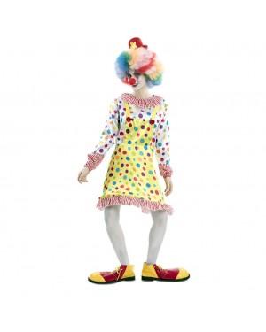 Costume da Pagliaccio Pois Donna per Carnevale | La Casa di Carnevale