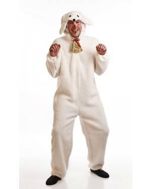 Costume da Pecora Adulto M/L per Carnevale | La Casa di Carnevale