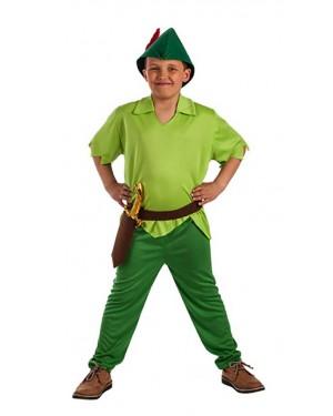 Costume da Peter Pan Bambino