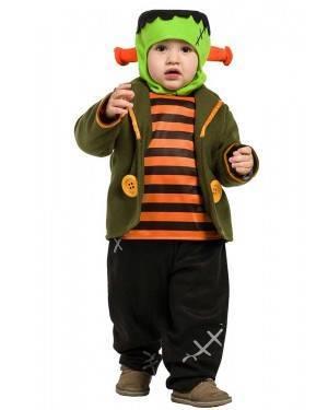 Costume da Piccolo Frankenstein Bimbo