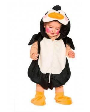 Costume Pingüino 1-2 Anni