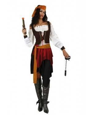 Costume da Pirata Adulta per Carnevale | La Casa di Carnevale
