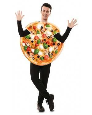 Costume da Pizza Adulto