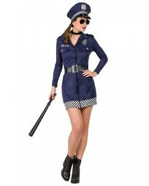 Costume da Poliziotta Donna