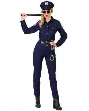 Costume da Poliziotta NY Donna
