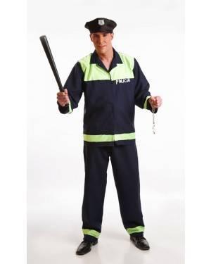 Costume Poliziotto Adulto M/L