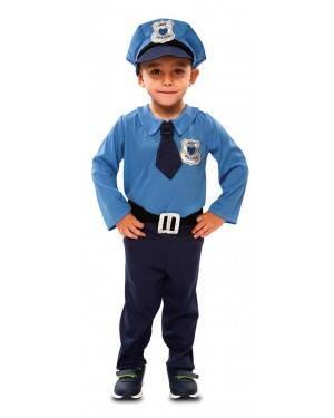 Costume da Poliziotto Bebé
