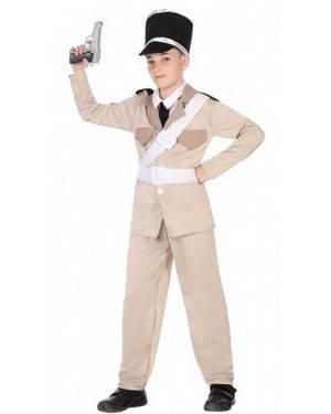 Costume da Poliziotto per bambini per Carnevale | La Casa di Carnevale