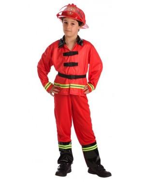 Costume da Pompiere Bambino