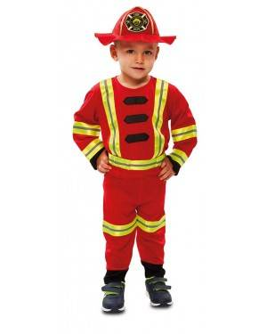 Costume da Pompiere Bebé