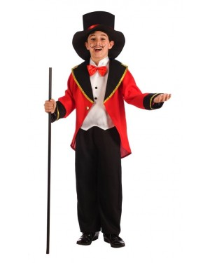 Costume da Presentatore del Circo Bambini