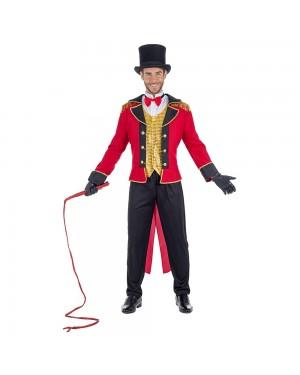 Costume da Presentatore Domatore Adulto per Carnevale | La Casa di Carnevale
