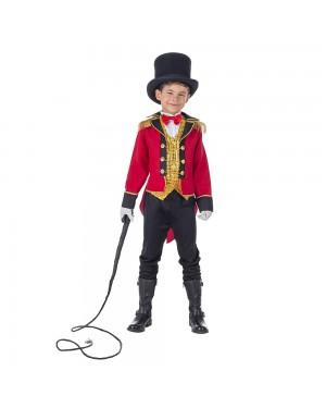 Costume da Presentatore Domatore Bambino per Carnevale | La Casa di Carnevale