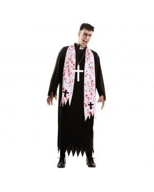 Costume da Prete Esorcista per Carnevale | La Casa di Carnevale