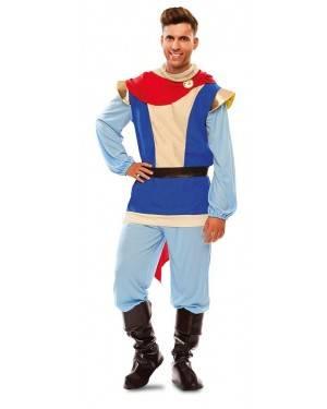 Costume da Principe Azzurro Adulto
