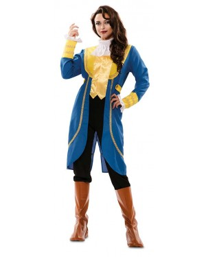 Costume da Principe Azzurro Donna