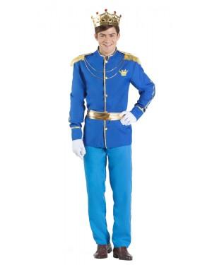 Costume da Principe Azzurro per Carnevale | La Casa di Carnevale
