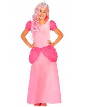 Costume da Principessa 3-4 Anni per Carnevale