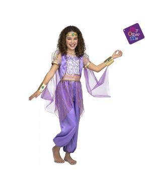 Costume da Principessa Araba Viola per Carnevale | La Casa di Carnevale