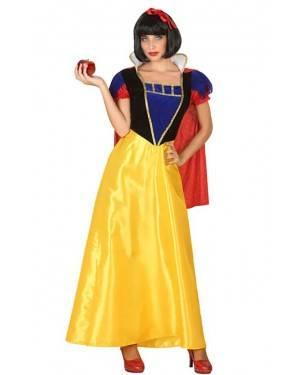 Costume Principessa Delle Favole Adulta