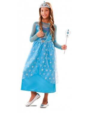 Costume da Principessa Inverno per bambine