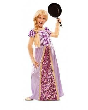 Costume da Principessa Lila Bambina