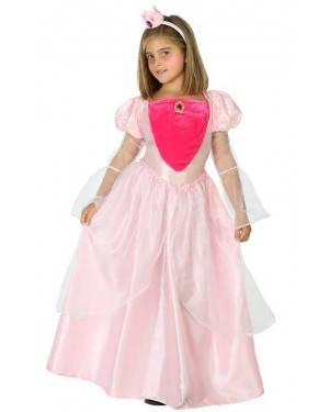 Costume Principessa Rosa Bimba