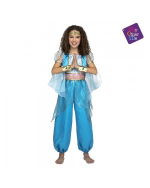 Costume da Principessa Turchese Araba per Carnevale | La Casa di Carnevale