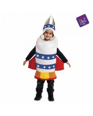 Costume da Razzo Bambini per Carnevale | La Casa di Carnevale